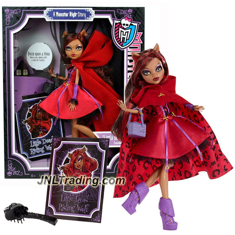 Mattel Year 2012 Monster High Once Upon A Time Story Series 11 Doll Jnl Trading