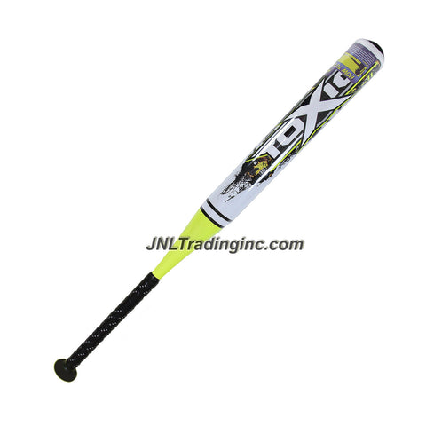 "Worth Sports Official ASA Certified Fast Pitch Experts Softball Bat with Silencer Sting Reduction: TOXIC FPTX11, 2-1/4"" Diameter, Aluminum, 1.20 BPF, Length/Weigth: 30""/19 oz (Approved for ASA, USSSA, NSA and ISF)"