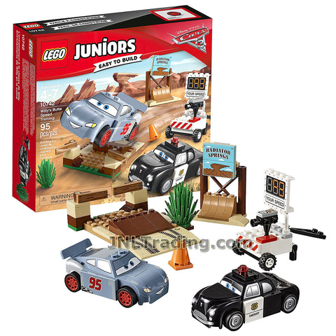 LEGO Juniors-Willy/'s Butte Speed Traning 10742-New In Box-95 PCS-Ages 4-7