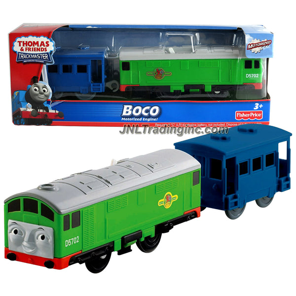 Thomas And Friends Trackmaster Motorized Railway 2 Pack