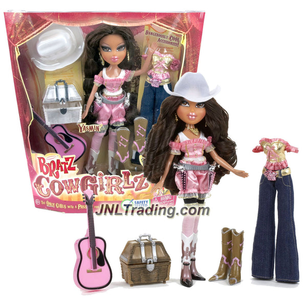 Mga Entertainment Bratz Cowgirlz Series 10 Inch Doll Set