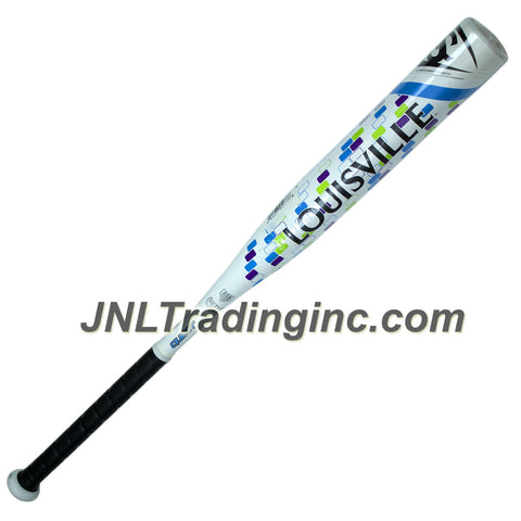 "Louisville Slugger Official Youth Fast Pitch Softball Bat with Synthetic Grip: QUEST FPQS152, 2-1/4"" Diameter, Performance Alloy, Length/Weigth: 29""/17 oz (Approved for USSSA, ASA, NSA, ISA and ISF)"