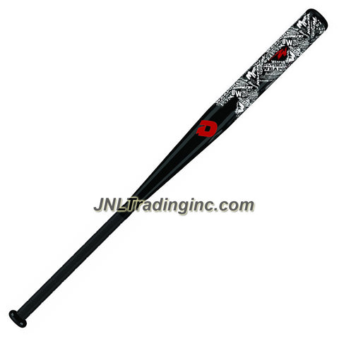 "DeMarini Official ASA Certified 2004 Slow Pitch Softball Bat with Positack 2 Grip: ULTIMATE WEAPON WTDXUWE-11, 2-1/4"" Diameter, Aluminum, 1.20 BPF, Length/Weigth: 34""/30 oz (Approved for USSSA, ASA, NSA, ISA and ISF)"