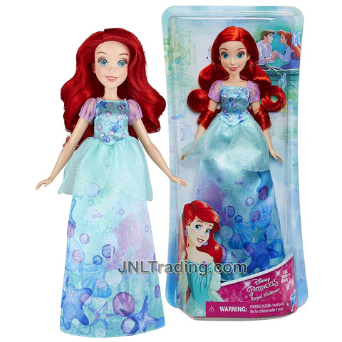 Year 2017 Disney Princess Royal Shimmer Series 12 Inch Doll - ARIEL B5284 from The Little Mermaid