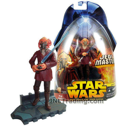 Star Wars Year 2005 Revenge Of The Sith Movie Series 4 Inch Tall Figur Jnl Trading