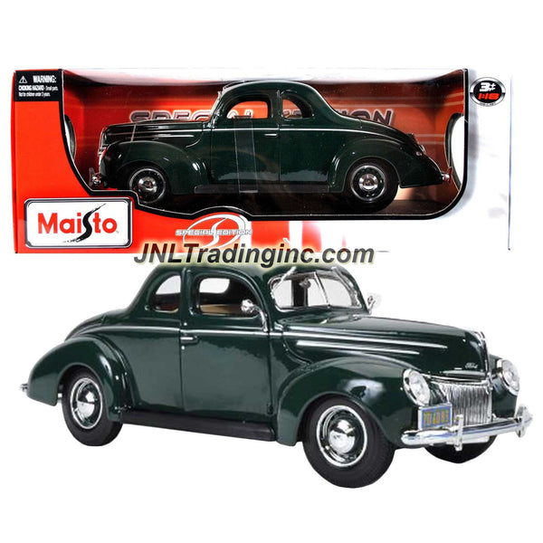 Maisto Special Edition Series 1 18 Scale Die Cast Car