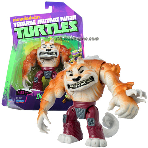 Playmates Year 2012 Nickelodeon Teenage Mutant Ninja Turtles 5 Inch Tall Action Figure - Shredder's Top Dog DOGPOUND with Removable Tail