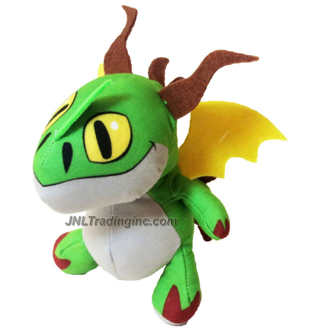 "Spin Master Year 2013 Dreamworks Movie Series ""DRAGONS - Defenders of Berk"" Bop Me! 6 Inch Tall Dragon Plush Figure with Sound - TERRIBLE TERROR"