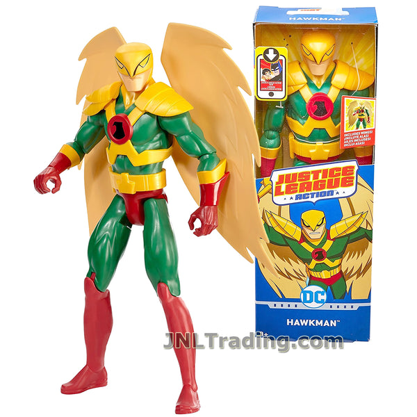 Dc Comics Year 2016 Justice League Action Series 12 Inch