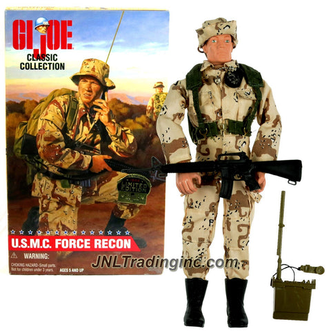 c8649300217 Hasbro Year 1998 G.I. Joe Classic Collection Limited Edition 12 Inch Tall  Soldier Figure - United