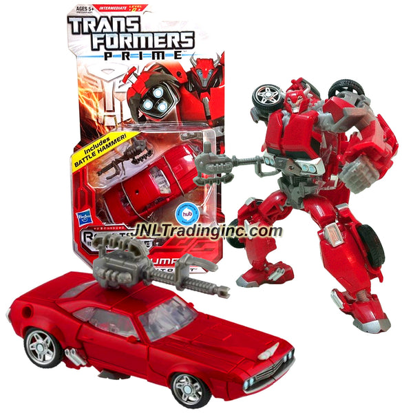 Transformers Rid Prime Series Deluxe Class 6 Quot Tall Figure