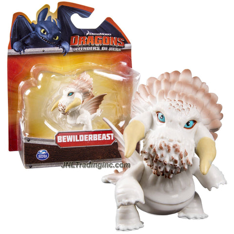"Spin Master Year 2013 Dreamworks Movie Series ""DRAGONS - Defenders of Berk"" 2-1/2 Inch Tall Dragon Figure - BEWILDERBEAST"