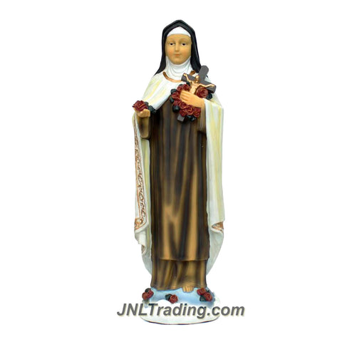 Giovanni Giftware Collection Religious Home Decor Catholic Saints Series 16 Inch Tall Figurine - ST. THERESE of LISIEUX The Little Flower