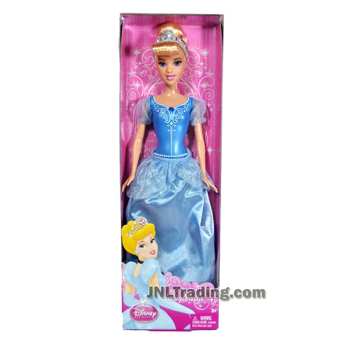 Disney Princess Year 2010 Basic Series 12 Inch Doll - CINDERELLA V0302 with Tiara