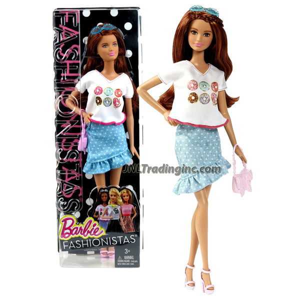 Barbie Fashionistas 12 Quot Doll Summer Cln69 In White