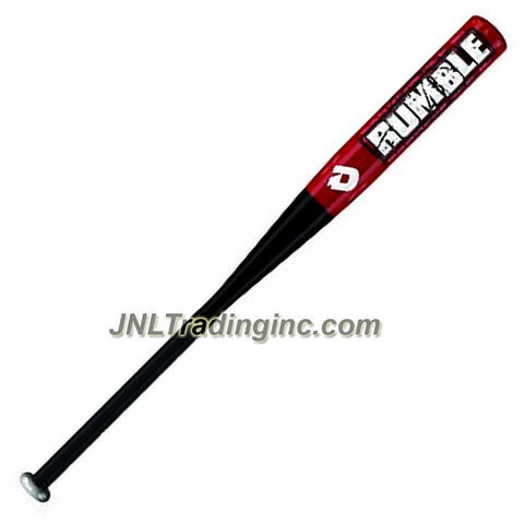 "DeMarini Official Youth Baseball Bat with Shock Diffusion Handle: RUMBLE RML11, 2-1/4"" Diameter, Performance Alloy, 1.15 BPF, Weight to Length Ratio: -10, Length/Weigth: 29""/19 oz. (Approved for Play in Little League, Babe Ruth Baseball, Dixie Youth Baseball, and Pony Baseball AABC)"