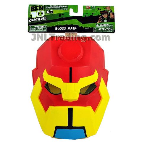 Cartoon Network Year 2013 Ben 10 Omniverse Series Action Figure Mask - BLOXX with Velcro Strap