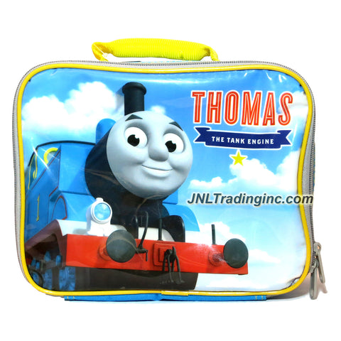 FAB Starpoint Thomas and Friends Animated Series Single Compartment Soft Insulated Lunch Bag with Image of Thomas the Tank Engine