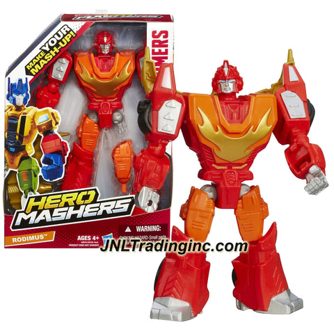 Hasbro Year 2014 Transformers Hero Mashers Series 6 Inch Tall Action Figure - RODIMUS with Detachable Hands and Legs