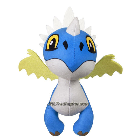 "Spin Master Year 2013 Dreamworks Movie Series ""DRAGONS - Defenders of Berk"" Bop Me! 6 Inch Tall Dragon Plush Figure with Sound - Deadly Nadder STORMFLY"