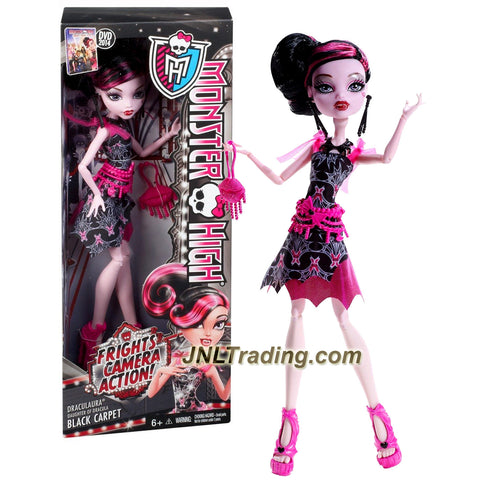 Mattel Year 2013 Monster High Frights Camera Action Hauntlywood Series 11 Inch Doll