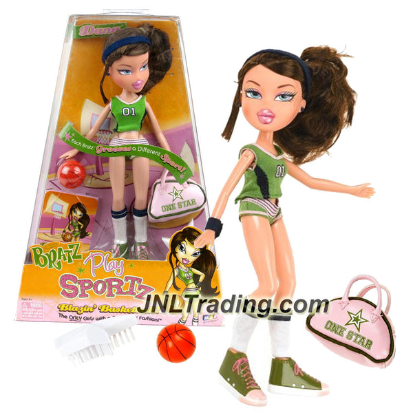 Mga Entertainment Bratz Play Sportz Series 10 Inch Doll