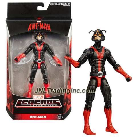 Hasbro Year 2015 Marvel Legends Infinite Series 6 Inch Tall Action Figure : ANT-MAN