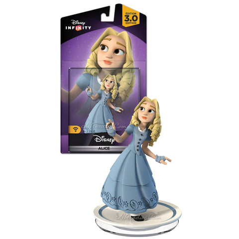 Disney Infinity 3.0 Edition ALICE in Wonderland Single Toy Box Action Figure