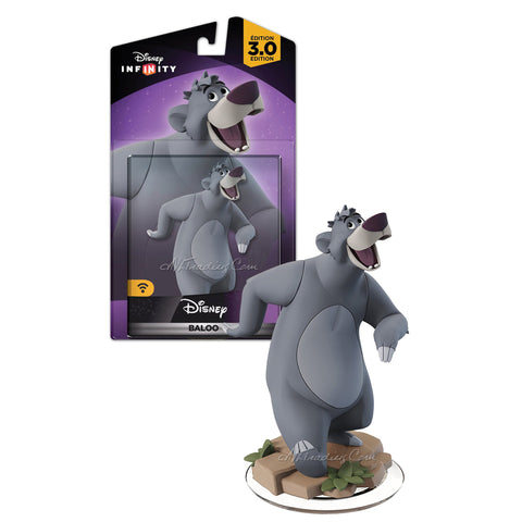 Disney Infinity 3.0 Edition Jungle Book BALOO Single Toy Box Action Figure