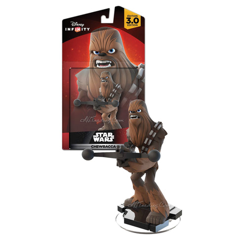 Disney Infinity 3.0 Edition: Star Wars CHEWBACCA Single Action Figure