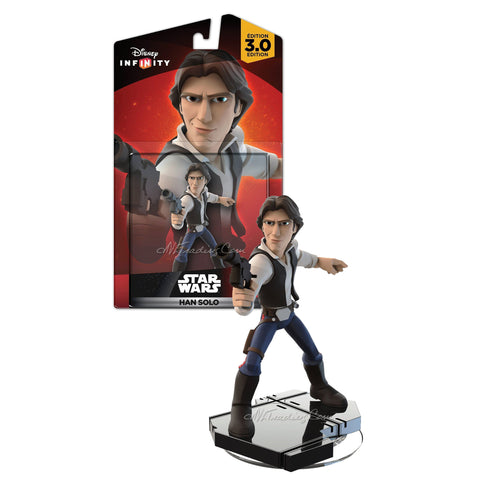 Disney Infinity 3.0 Edition: Star Wars HAN SOLO Single Action Figure