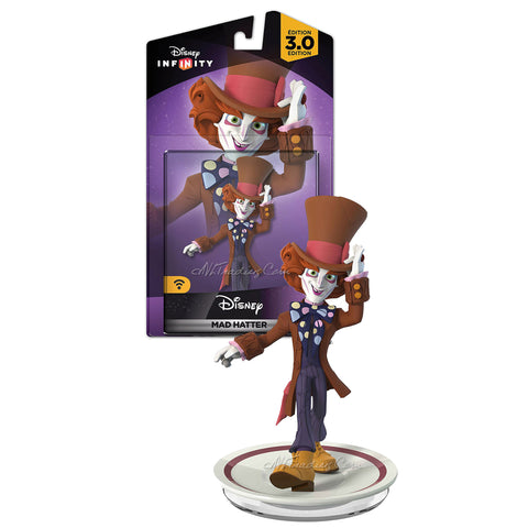 Disney Infinity 3.0 Edition: Alice MAD HATTER Single Toy Box Action Figure