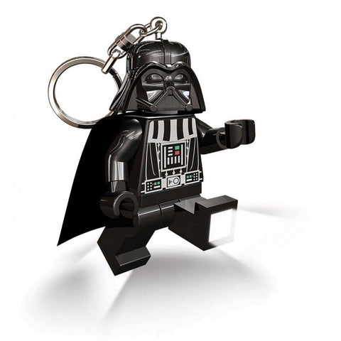 LEGO Star Wars LED Flash Light Key Chain DARTH VADER Keychain Action Figure