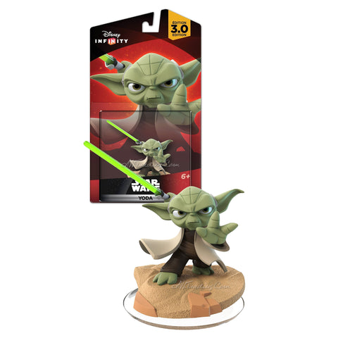 Disney Infinity 3.0 Edition: Star Wars YODA Single Action Figure