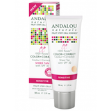 Andalou Naturals 1000 Roses Colour + Correct Sheer Tan SPF 30