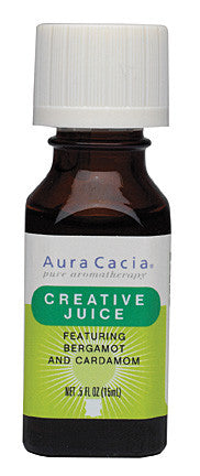 Aura Cacia Creative Juice Essential Solution