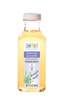 Aura Cacia Lavender Bubble Bath