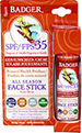 Badger Balm SPF 35 Kids Face Stick Sunscreen