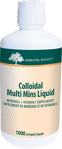 Genestra Multi Mins Liquid (Colloidal)