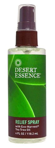 Desert Essence Tea Tree Relief Spray