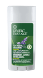 Desert Essence Tea Tree Stick Deodorant with Lavender Oil