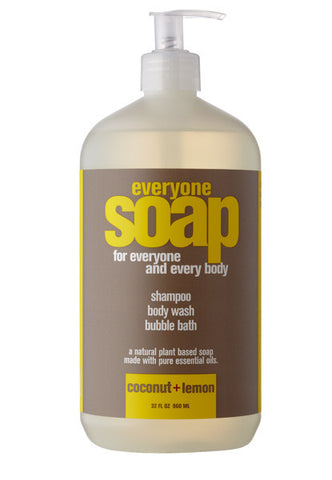 Everyone 3 in 1 Soap - Coconut & Lemon