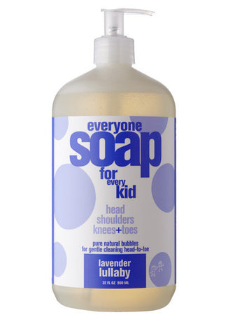 Everyone Kids 3 in 1 Soap - Lavender Lullaby