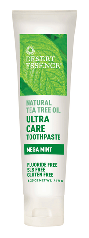 Desert Essence Ultra Care Tea Tree Toothpaste