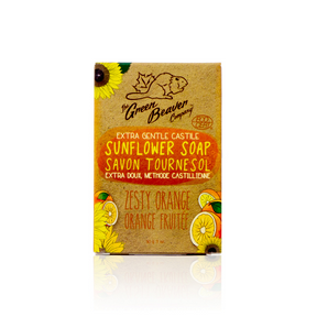 Green Beaver Castille Orange Soap Bar