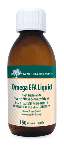 Genestra Omega  EFA Liquid - Orange