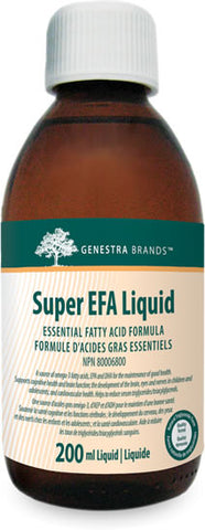 Genestra Super EFA Liquid - Orange