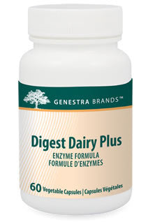 Genestra Digest Dairy Plus