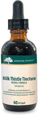 Genestra Milk Thistle Tincture