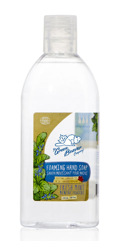 Green Beaver Foaming Hand Wash Fresh Mint - REFILL